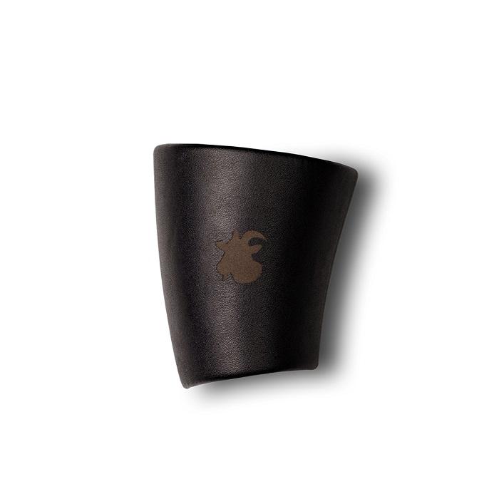Goat Mug 12oz山羊角咖啡杯套-黑