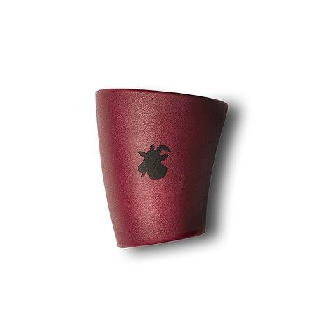 Goat Mug 12oz山羊角咖啡杯套-酒紅