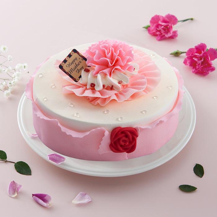 白木屋-8吋母愛母親節蛋糕(白木屋門市取貨)