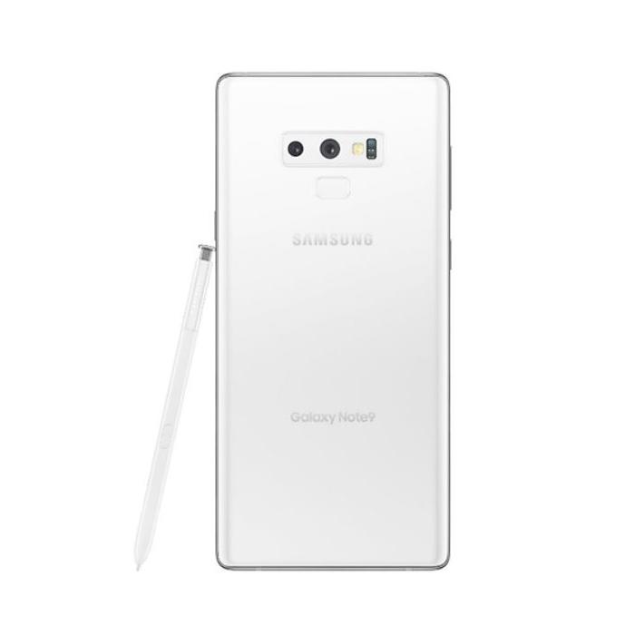 SAMSUNG Galaxy Note 9  N960F 6G/128G 6.4吋 聖誕限定版智慧型手機【初雪白】
