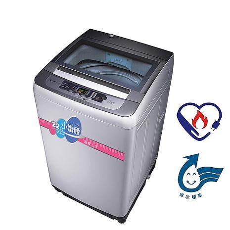 【TECO東元】11kg FUZZY人工智慧定頻小蠻腰洗衣機-W1138FN(含拆箱定位+舊機回收)