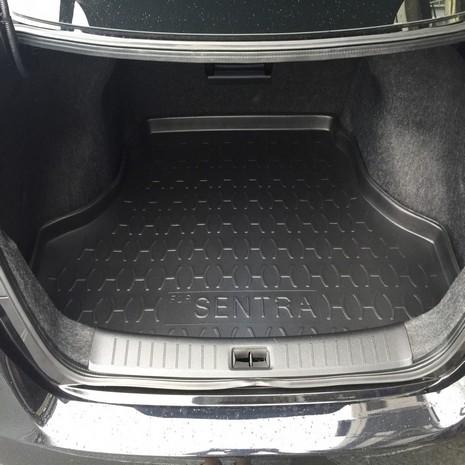 HONDA 汽車後車箱防水托盤-專車專用07~12.9月 3代CRV