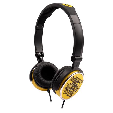 G-CUBE POPG 第二代重低音立體聲耳機-全球限量經典黃11/8~12/3買就折500元+送iPhone4s手機殼+100元7-11禮卷*1