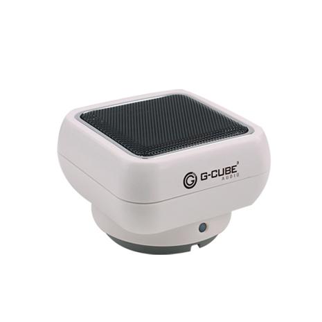 G-CUBE 高階藍牙3.0可攜式喇叭 - 時尚白