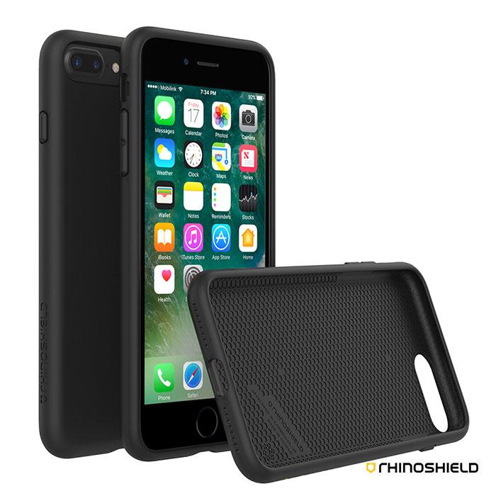 犀牛盾 iPhone 7 / 8 Plus PlayProof 防摔背蓋手機殼純色款