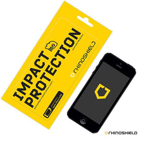 犀牛盾 iPhone 5 / 5s / SE (正面)耐衝擊手機螢幕保護貼 (正面)