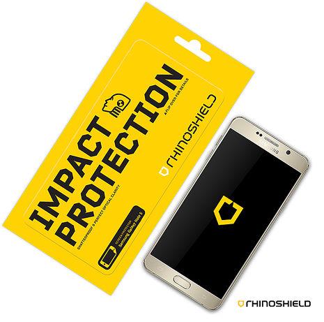 犀牛盾抗衝擊手機螢幕保護貼 - Samsung Note 5(正面)