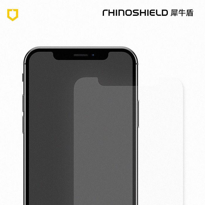 犀牛盾 iPhone 11/11 Pro/11 Pro Max 耐衝擊手機螢幕保護貼-非滿版