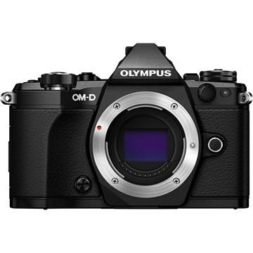 【OLYMPUS】OM-D E-M5 Mark II 單機身(公司貨)黑色