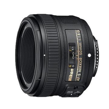 【贈保護鏡+清潔組】NIKON AF-S 50mm/F1.8G 平行輸入 店家保固一年