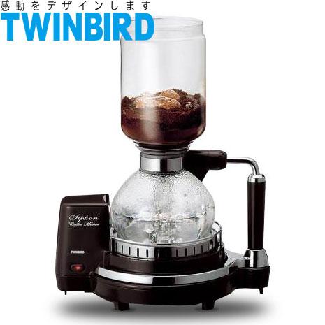 日本TWINBIRD電動虹吸式咖啡壺 CM-D853