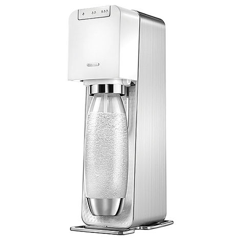 Sodastream氣泡水機新機power source旗艦機白