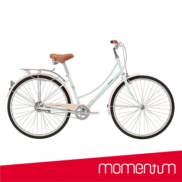 momentum x GIANT iNeed Athena超值時尚通勤車