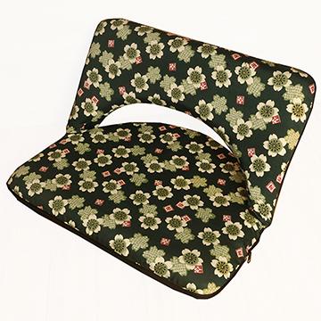 【凱堡】禪風櫻緣方型和室椅
