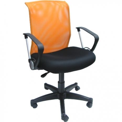 【凱堡】海派大器透氣網背辦公椅(大坐墊)