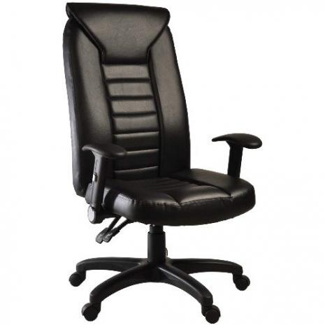 【凱堡】豪大人造皮革主管椅/辦公椅/電腦椅【A35026】