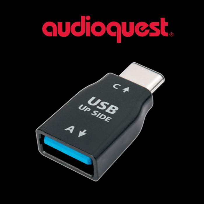 美國線聖 AudioQuest USB toType C 轉接器