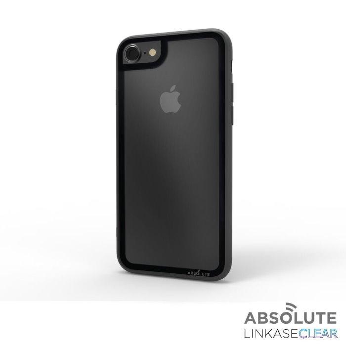 LINKASECLEAR iPhone 7/8 4.7吋專用 大猩猩9H奈米玻璃機身手機殼(2x抗衝擊)