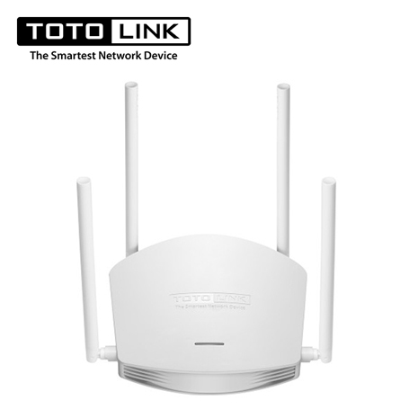 TOTO LINK 【N600R】雙倍飆速無線分享器