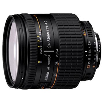 NIKON尼康AF Zoom Nikkor 24-85mm F2.8-4D IF鏡頭 台灣代理商公司貨