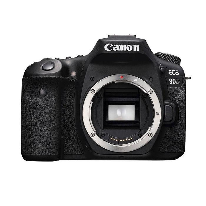 【預購】CANON EOS 90D BODY 單機身 單眼相機 台灣代理商公司
