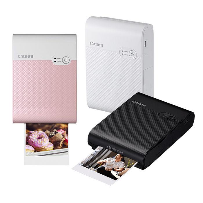 CANON SELPHY SQUARE QX10 輕巧相片印表機 相印機 公司貨