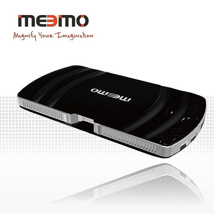 【限時下殺】Meemo雷射微型藍牙投影機-(3色) 內附支架 擦拭布,再贈Meemo萬用支架組