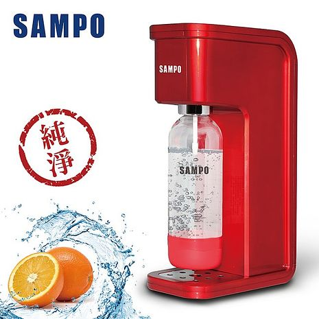 【SAMPO 聲寶】氣泡水機(FB-U1701AL)