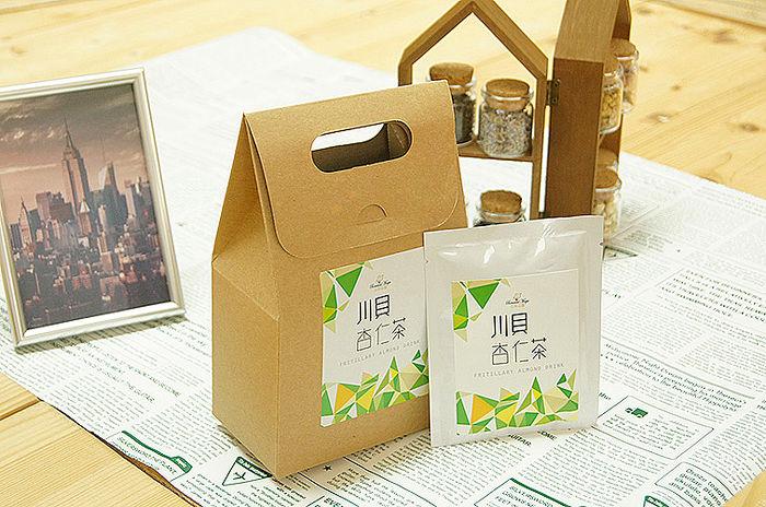 【花草巫婆】川貝杏仁茶 6入裝