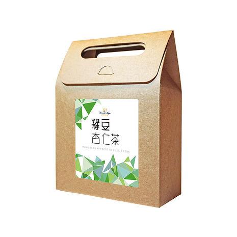 【花草巫婆】綠豆杏仁茶(10入)