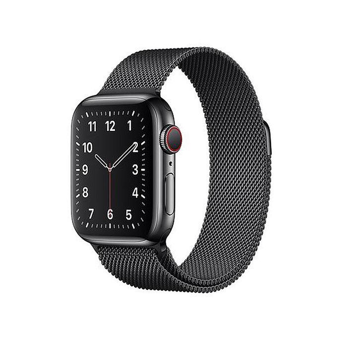 APPLE WATCH 5/4/3/2/1 42-44mm 米蘭尼斯磁吸式替換手環錶帶
