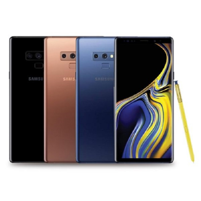 Samsung Galaxy Note 9 6G/128G 6.4吋八核雙卡智慧手機