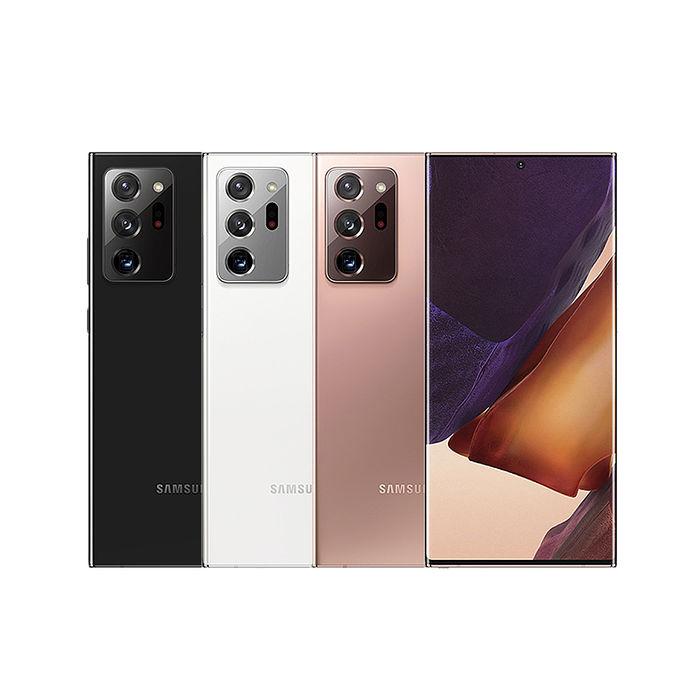 SAMSUNG Galaxy Note 20 Ultra 6.9吋 12G/256G八核雙卡5G旗艦極限全螢幕手機▼官網登錄送Infinity可攜式藍牙喇叭↗加碼實用好禮三重送
