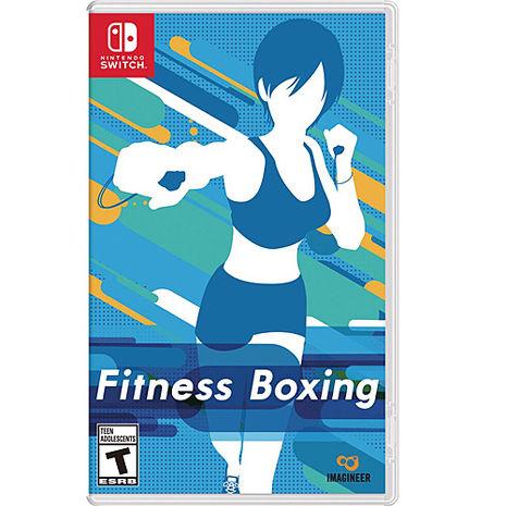 任天堂Switch 減重拳擊(健身拳擊) Fit Boxing (中文版)