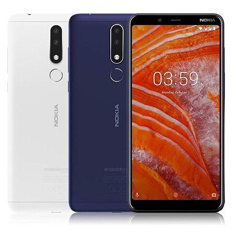NOKIA 3.1 Plus 3G/32G 6吋大螢幕八核心智慧型手機