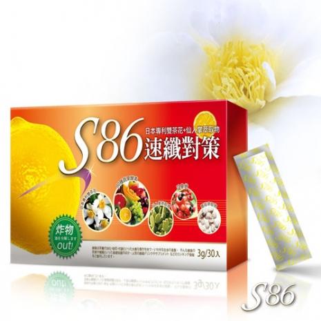 S86速纖對策-檸檬型適用-戶外.婦幼.食品保健-myfone購物