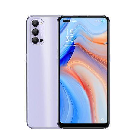 OPPO Reno4 (8+128GB)5G版 6.4吋智慧型手機(公司貨)香芋紫