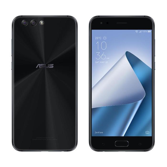 ASUS ZenFone 4 ZE554KL 6G/64G 5.5吋智慧手機(黑)【福利品】