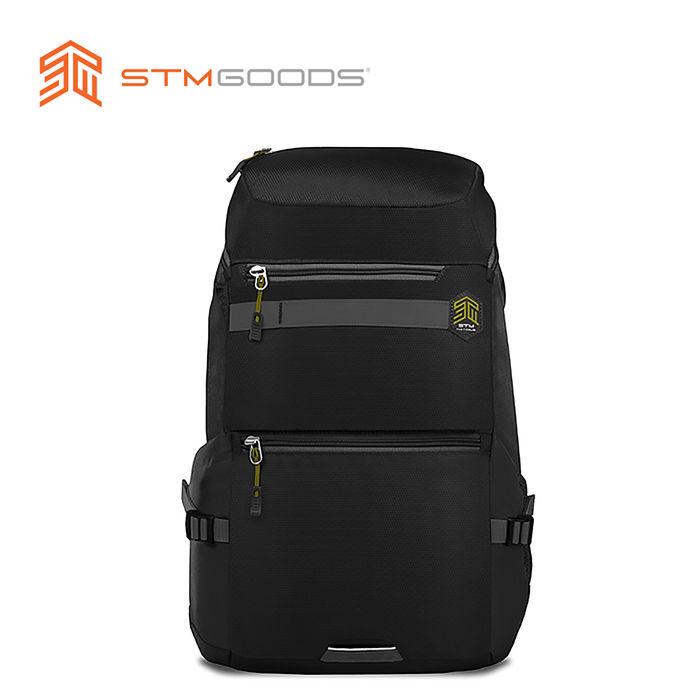 【STM】New Drifter 18L Backpack 16吋 輕旅者三層式筆電後背包 (黑)