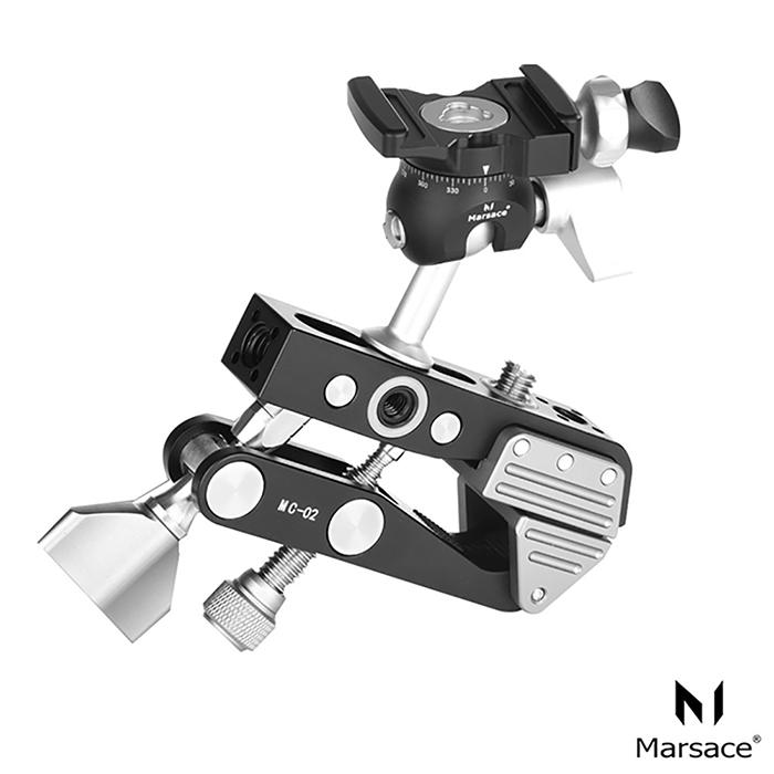 Marsace MC-02大力夾套組(公司貨)