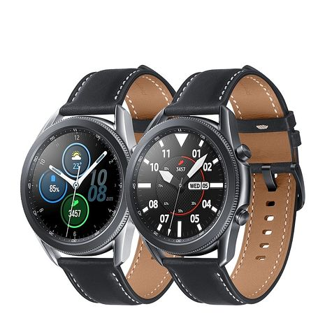 SAMSUNG Galaxy Watch3 R840 45mm (藍牙) 智慧手錶