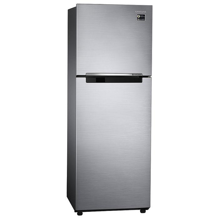 三星RT22M4015S8/TW 237L雙門變頻時尚銀冰箱(冰箱特賣)
