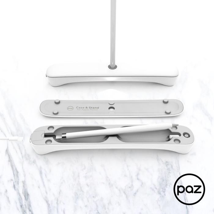 【PAZ】Apple Pencil Case & Stand 蘋果觸控筆盒與立座
