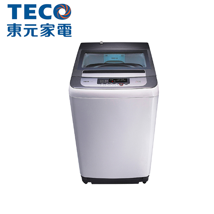 【TECO東元】10KG 定頻直立式洗衣機 W1038FW