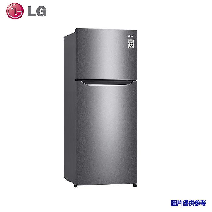 加碼送 飛利浦黑晶爐【LG樂金】186公升 Smart 變頻上下門冰箱 GN-I235DS