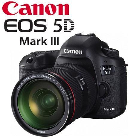 CANON EOS 5D Mark III / 5D3 KIT 含 24-70mm F4L 彩虹公司貨