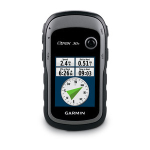 GARMIN eTrex 30x 掌上型雙星定位導航儀 /搭載三軸電池羅盤