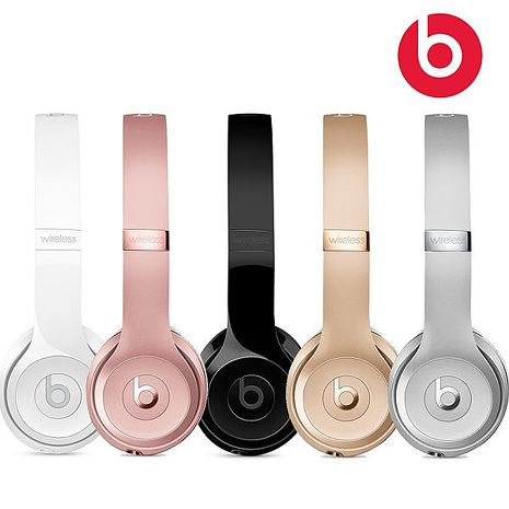 【Beats】Solo 3 Wireless On Ear Headphone-3C電腦週邊-myfone購物