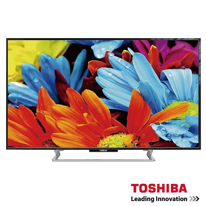 TOSHIBA 東芝 43吋 液晶顯示器43P2550VS+視訊盒(福利品)(不含安裝)