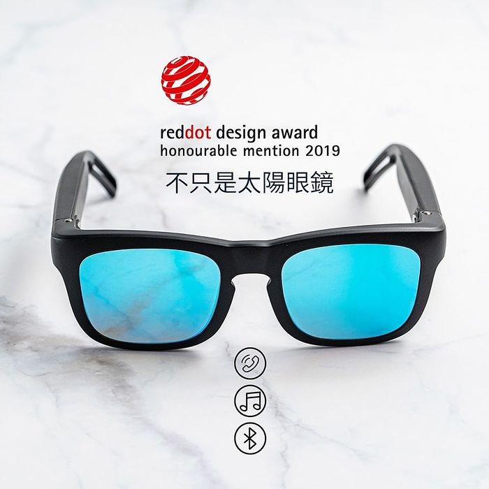 MUTRICS 藍牙耳機太陽眼鏡 (4色可選)